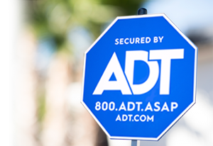 new adt sign all county security